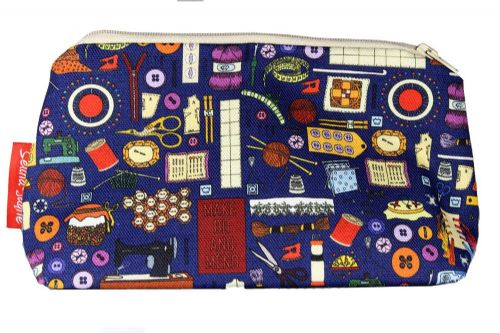 Selina-Jayne Sewing Limited Edition Designer Cosmetic Bag